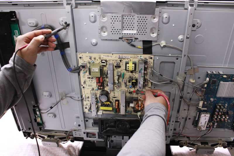 تعمیر تلوزیون ال جی