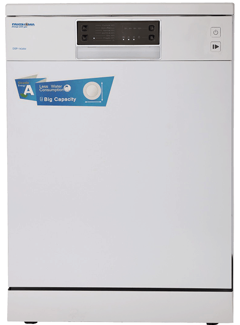 ارورهای ماشین ظرفشویی پاکشوما